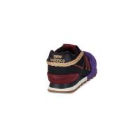 Кроссовки New Balance 574 Colorblock Suede мульти