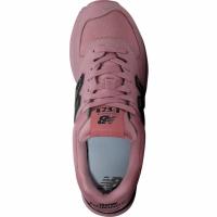 Кроссовки New Balance 574 темно-розовые