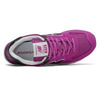 Кроссовки New Balance 574 пурпурные