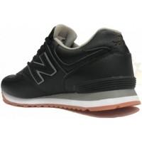 Кроссовки New Balance 574 Classic Черно-серые