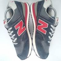 Кроссовки New Balance 574 мужские сине-красные
