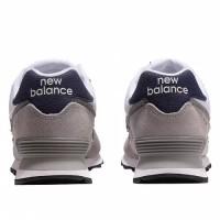 Кроссовки New Balance 574 Classic серые с белым