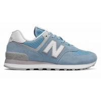 Кроссовки New Balance 574 женские голубые