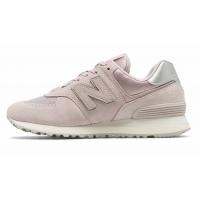Кроссовки New Balance 574 женские розовые