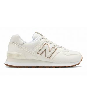 Кроссовки New Balance 574 женские белые