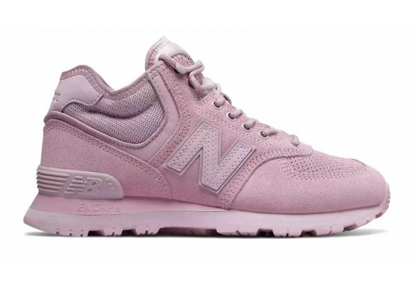 Кроссовки New Balance 574 Mid женские розовые