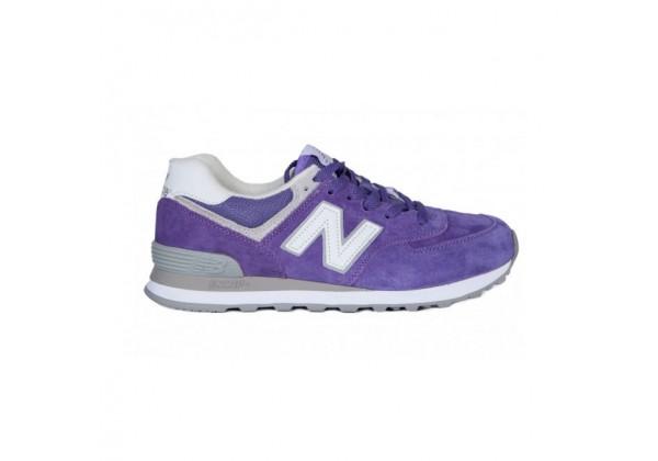 Кроссовки New Balance 574 Classic Фиолетовые