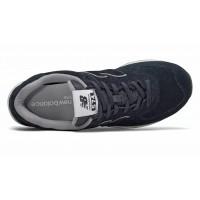 Кроссовки New Balance 574 мужские черные