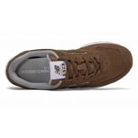 Кроссовки New Balance 574 мужские коричневые