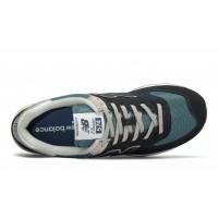 Кроссовки New Balance 574 мужские сине-голубые