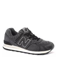 Кроссовки New Balance 574 мужские темно-серые