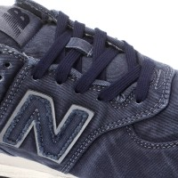 Кроссовки New Balance 574 мужские джинсовые синие