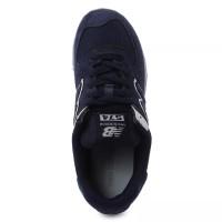 Кроссовки New Balance 574 мужские темно-синие