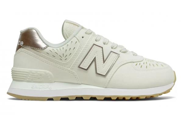 New Balance 574 Classic белые