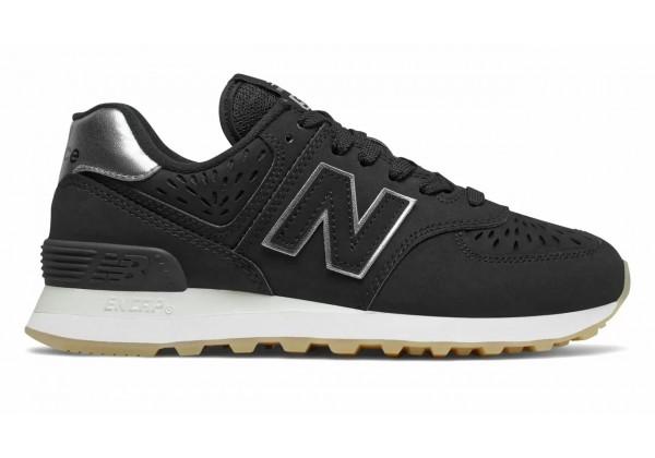 New Balance 574 Classic черные