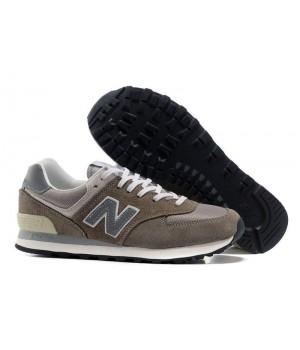 New Balance 574 Коричнево-серые