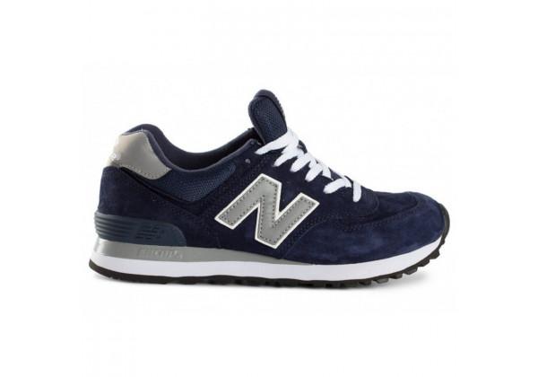 New Balance 574 Classic Сине-серые
