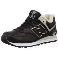 Кроссовки New Balance 574 Classic черно-белые