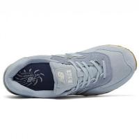 Кроссовки New Balance 574 Classic серо-голубые