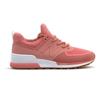 New Balance 574 Sport Розовые