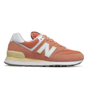 New Balance 574 Оранжевые