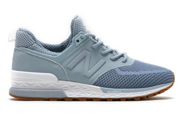 New Balance 574 Sport Голубые